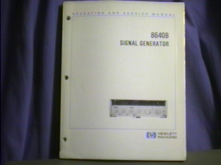 HP 8640B Service Manual.jpg (26452 bytes)